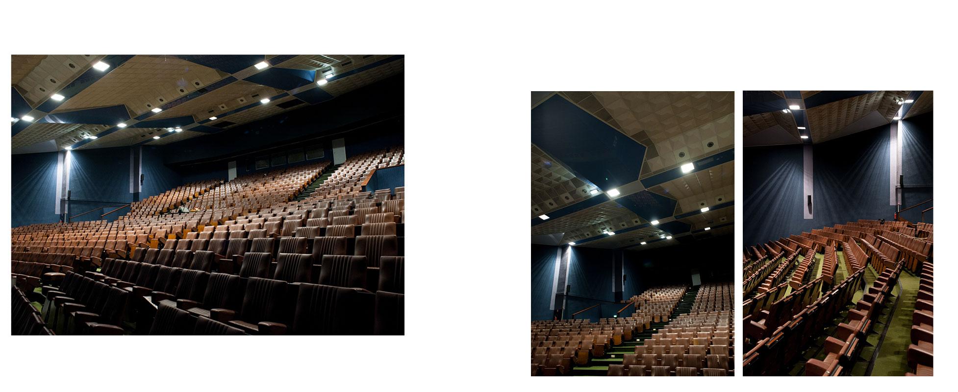 Amphith 233 226 Tre Louis Weil Grenoble Un Modernisme Olympique